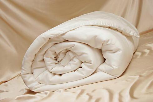 Одеяло tac/силиконизированное волокно/2 сп./'light'170x205, молочный, 300 gr/m2