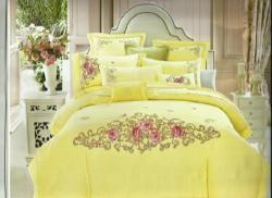 100-57 постельное белье с вышивкой Вальтери