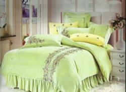 постельное белье с вышивкой Вальтери 100-59