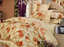 110-28 постельное белье с вышивкой Вальтери