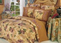 110-06 постельное белье с вышивкой Вальтери